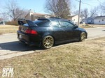 Production (Stock) Acura RSX, Acura RSX - Pin by joe montiel on stanced cars | Acura rsx type s ... Source: <a href='https://www.pinterest.com/pin/304344887290869072/' target='_blank'>https://www.pinterest.com/...</a>
