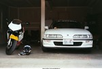 Production (Stock) Acura Integra, My two favorite toys