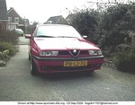 Production (Stock) Alfa Romeo 155, Alfa Romeo - 155 - 3234