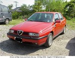 Production (Stock) Alfa Romeo 155, Alfa Romeo - 155 - 3240