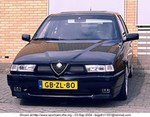 Production (Stock) Alfa Romeo 155, Alfa Romeo - 155 - 3253