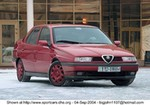 Production (Stock) Alfa Romeo 155, Alfa Romeo - 155 - 3287