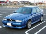 Production (Stock) Alfa Romeo 155, Alfa Romeo 155 - photo - Welcome to the site of the Bulgarian Alfa Romeo ... Source: <a href='https://legend155.weebly.com/1043107210831077108810801103-155--the-155-gallery.html' target='_blank'>https://legend155.weebly.com/...</a>