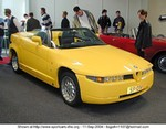 Production (Stock) Alfa Romeo Sz, Alfa Romeo - Sz - 3695