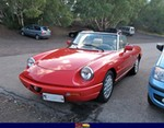 Production (Stock) Alfa Romeo Spider, Alfa Romeo - Spider - 65872