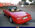 Production (Stock) Alfa Romeo Spider, Alfa Romeo - Spider - 65873
