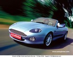 Production (Stock) Aston Martin DB7 Volante, Aston Martin  - DB7 Volante - 4041