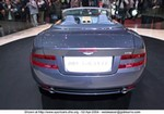 Production (Stock) Aston Martin DB9 Volante, 2004 -Aston Martin  - DB9 Volante - 2050