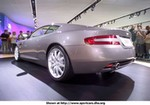 Production (Stock) Aston Martin DB9, 2003 -Aston Martin  - DB9 - 1999