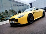 Production (Stock) Aston Martin Vanquish, Aston Martin Vanquish - An hour with the Aston Martin V12 Vantage S - carwitter Source: <a href='https://carwitter.com/2013/11/01/hour-aston-martin-v12-vantage-s/' target='_blank'>https://carwitter.com/...</a>