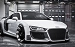 Production (Stock) Audi R8, Audi R8 - audi r8 réglementation tuning-voitures HD Fond d'écran ... Source: <a href='https://www.10wallpaper.com/fr/view/audi_r8_regula_tuning-cars_HD_Wallpapers.html' target='_blank'>https://www.10wallpaper.com/...</a>