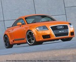 Production (Stock) Audi TT, 2005 Audi TT Coupe PPI RS-355hp