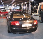 Production (Stock) Audi Unknown (Audi), A8