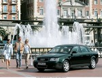 Production (Stock) Audi A6, Audi A6