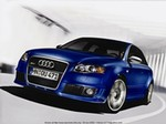 Production (Stock) Audi RS4, 2005 -Audi - RS4 - 13784