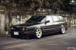 Production (Stock) BMW 325i, BMW 325i - Stance BMW 325i Touring E30 Source: <a href='https://cartuning.ws/bmw/3-serie/e30/7005-stance-bmw-325i-touring-e30.html' target='_blank'>https://cartuning.ws/...</a>