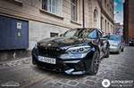 Production (Stock) BMW M2, BMW M2 Competition - BMW M2 Coupé F87 2018 Competition - 25 June 2019 - Autogespot Source: <a href='https://www.autogespot.com/bmw-m2-coupe-f87-2018-competition-3/2019/06/25' target='_blank'>https://www.autogespot.com/...</a>