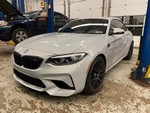Production (Stock) BMW M2, BMW M2 - A 2020 BMW M2 Competition came in for a winter tire swap ... Source: <a href='https://www.reddit.com/r/Justrolledintotheshop/comments/e6rgw8/a_2020_bmw_m2_competition_came_in_for_a_winter/' target='_blank'>https://www.reddit.com/...</a>