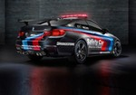 Production (Stock) BMW M4, BMW M4 - BMW M4 MotoGP Safety Car (2015) - four wheels policing two ... Source: <a href='https://www.carmagazine.co.uk/car-news/first-official-pictures/bmw/bmw-m4-motogp-safety-car-2015---four-wheels-policing-two/' target='_blank'>https://www.carmagazine.co.uk/...</a>