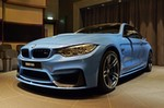 Production (Stock) BMW M4, BMW M4 - Fully Spec'd Yas Marina Blue M4 Hits BMW Abu Dhabi ... Source: <a href='https://www.carscoops.com/2015/12/fully-specd-yas-marina-blue-m4-hits-bmw/' target='_blank'>https://www.carscoops.com/...</a>