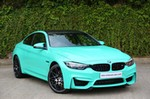 Production (Stock) BMW M4, BMW M4 - 2019 BMW M4 Coupe Competition Package Mint Green - £49,995 ... Source: <a href='https://www.dicklovett.co.uk/bmw/used-cars/2019-bmw-m4-coupe-competition-package-1' target='_blank'>https://www.dicklovett.co.uk/...</a>