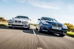 Production (Stock) BMW M5, BMW M5 - BMW M5 buying guide: driving all of the first five BMW M5 ... Source: <a href='https://www.carmagazine.co.uk/car-reviews/used-cars/past-meisters-driving-all-of-the-first-five-bmw-m5-generations/' target='_blank'>https://www.carmagazine.co.uk/...</a>
