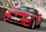 Production (Stock) BMW Z4, 2007 BMW Z4 M Roadster