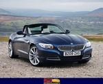 Production (Stock) BMW Z4, BMW - Z4 - 68109
