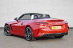 Production (Stock) BMW Z4, BMW Z4 - Used BMW Z4 Roadster Petrol in #San Francisco Red from ... Source: <a href='https://www.stratstone.com/search/vehicledetails/used-car-bmw-z4--automatic-petrol-red-roadster-ys19zyo/' target='_blank'>https://www.stratstone.com/...</a>