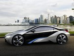 Production (Stock) BMW i8, BMW i8 - Car in pictures – car photo gallery » BMW i8 Concept 2011 ... Source: <a href='http://carinpicture.com/2012/07/bmw-i8-concept-2011/bmw-i8-concept-2011-photo-05/' target='_blank'>http://carinpicture.com/...</a>