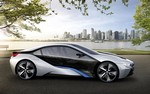 Production (Stock) BMW i8, BMW i8 - BMW i8 in the park wallpaper - Car wallpapers - #53123 Source: <a href='https://suwalls.com/cars/bmw-i8-in-the-park' target='_blank'>https://suwalls.com/...</a>
