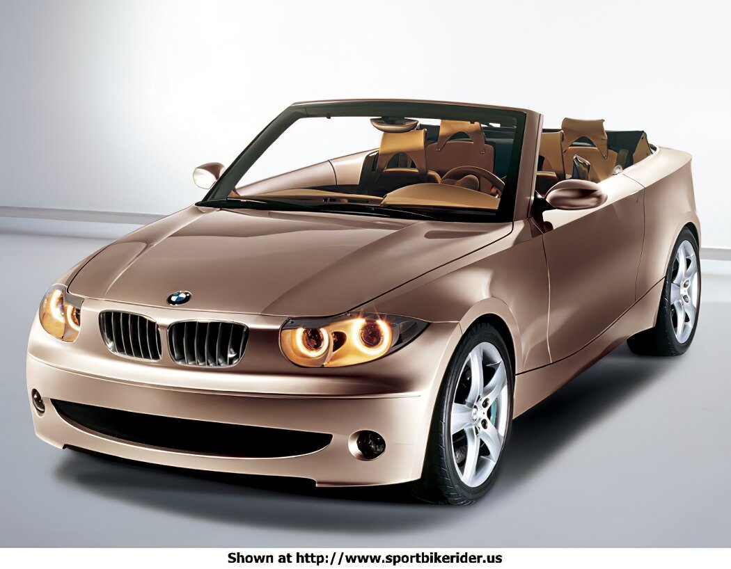 BMW CS 1 Concept - ID: 1574