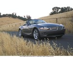 Production (Stock) BMW Z4, BMW Z4