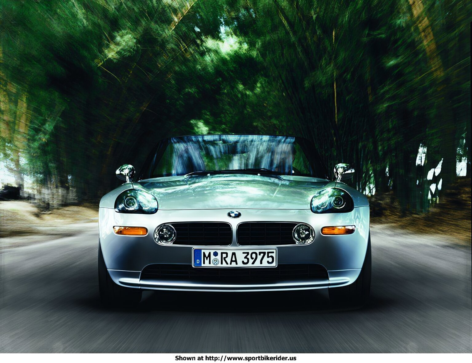 This is a new Z8 - BMW Z8 - ID: 1016