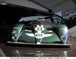 Racing Bentley Speed 8, Bentley Speed 8