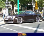 Production (Stock) Bentley Continental GTC, Bentley - Continental GTC - 67182