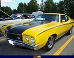 Production (Stock) Buick GSX, Buick - GSX - 68414