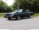 Production (Stock) Buick Grand National, Buick Grand National