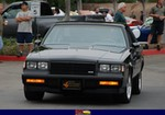 Production (Stock) Buick Grand National, Buick - Grand National - 68346