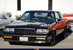Production (Stock) Buick Grand National, Buick - Grand National - 68348