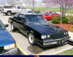 Production (Stock) Buick Grand National, Buick - Grand National - 68349