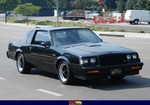 Production (Stock) Buick Grand National, Buick - Grand National - 68350