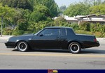 Production (Stock) Buick Grand National, Buick - Grand National - 68351
