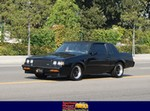 Production (Stock) Buick Grand National, Buick - Grand National - 68352