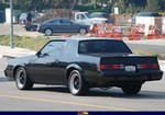 Production (Stock) Buick Grand National, Buick - Grand National - 68353
