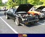 Production (Stock) Buick Grand National, Buick - Grand National - 68357