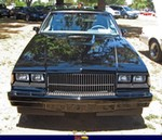 Production (Stock) Buick Grand National, Buick - Grand National - 68367