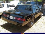 Production (Stock) Buick Grand National, Buick - Grand National - 68370