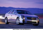 Production (Stock) Cadillac CTS, Uploaded for: bigjohn1107@hotmail.com