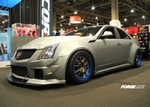 Production (Stock) Cadillac CTS, Cadillac CTS - Pin on SEMA 2013 Source: <a href='https://www.pinterest.com/pin/379991287281162369/' target='_blank'>https://www.pinterest.com/...</a>